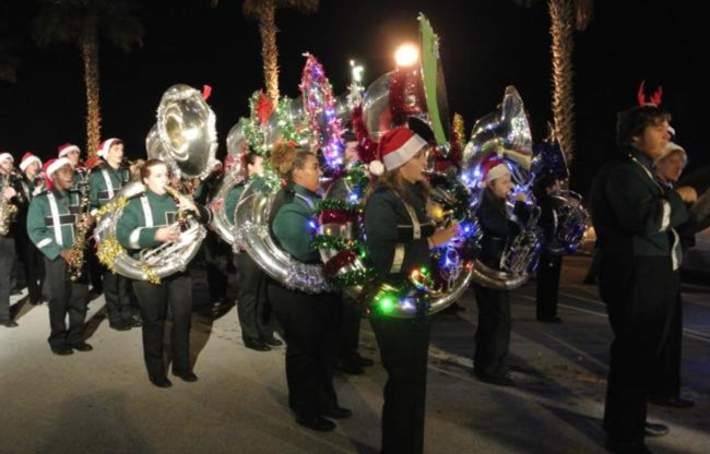 fpc band starlight parade