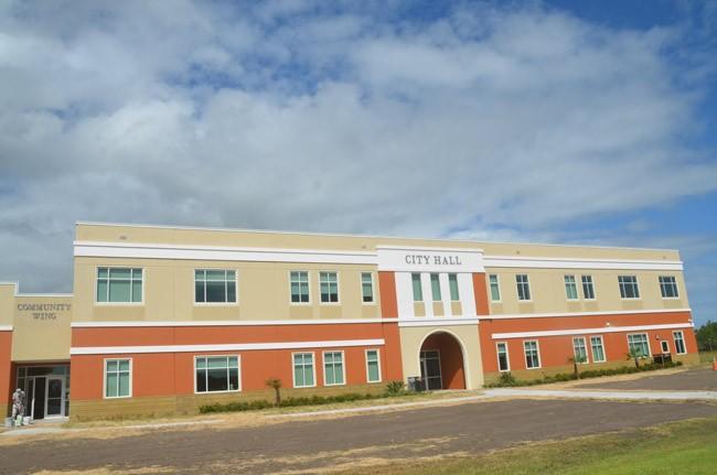 palm coast city hall