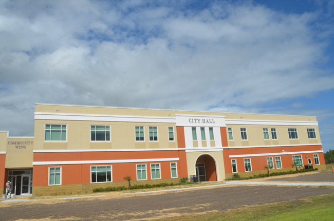 palm coast city hall