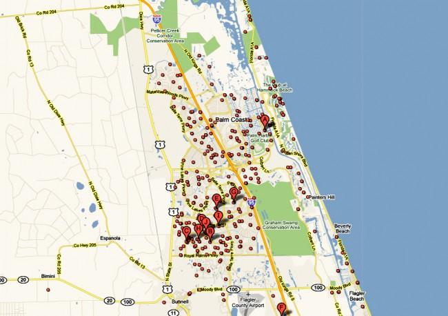 palm coast foreclosures