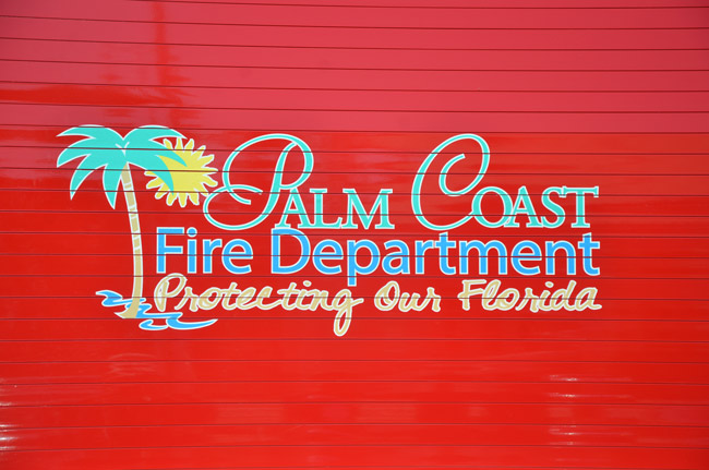 palm coast fire department iso