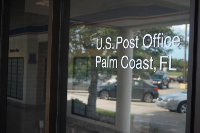 palm coast post office flagler county