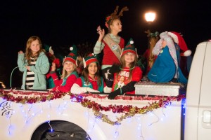 palm coast starlight parade