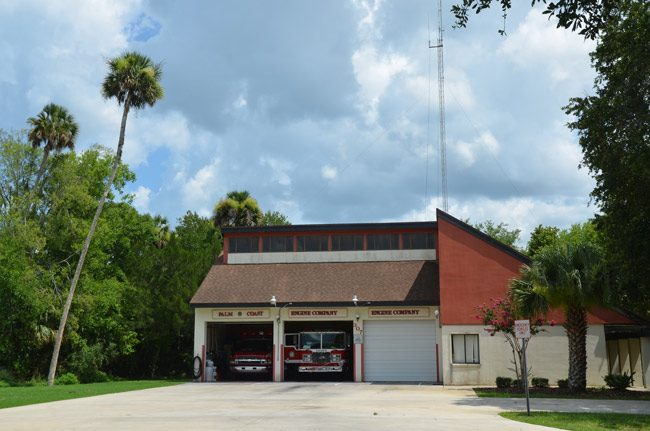 palm coast fire station