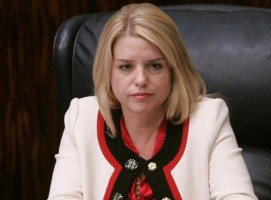 Pam Bondi lead the fight against the proposal to legalize medical marijuana.