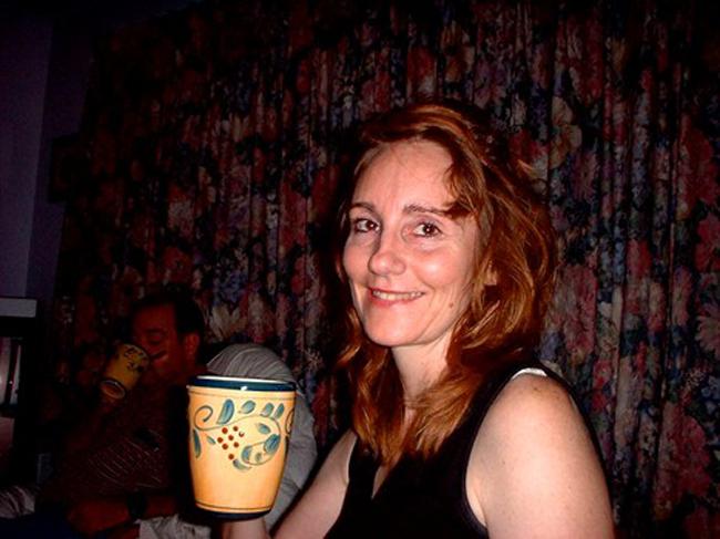 Pamela Zill, 1963-2014. (Bruce Davies)
