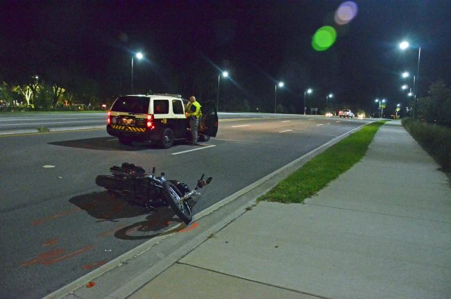motorcycle crash palm coast parkway