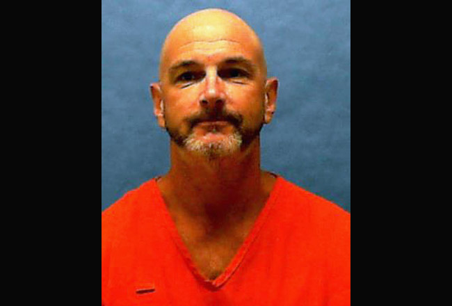 Patrick Hannon is to be executed at 6 p.m. Wednesday at a Florida state prison near Starke.