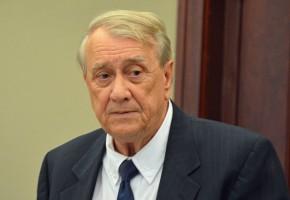 Paul Miller during his trial. (© FlaglerLive)