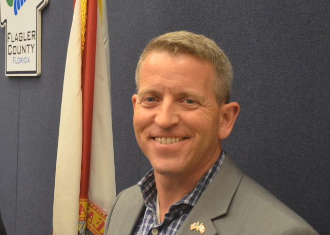 Paul Renner, who represents Flagler County, is the next Speaker of the Florida House. (© FlaglerLive)