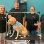 Shawn Crosby is pleased to announce that he has opened Bubble Pup Grooming Spa, a luxury pet spa, in Palm Coast along with his mother and father - David Crosby and Vicky Crosby, and sister Ashton Shoemaker.