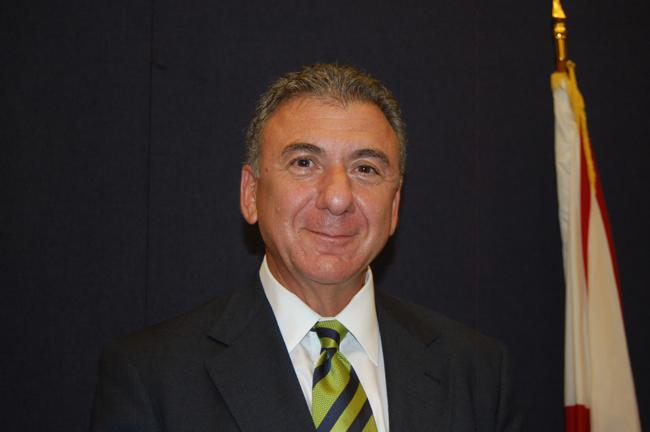 peter peligian flagler county school board candidate