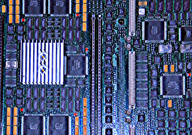 Peter Schorsch's relationships have the intricacies and charges of a motherboard. (Mark Wahl)