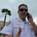 Flagler County Fire Chief Don Petito. (© FlaglerLive)