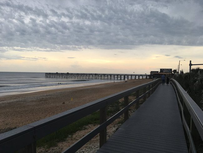 flagler beach pier bash
