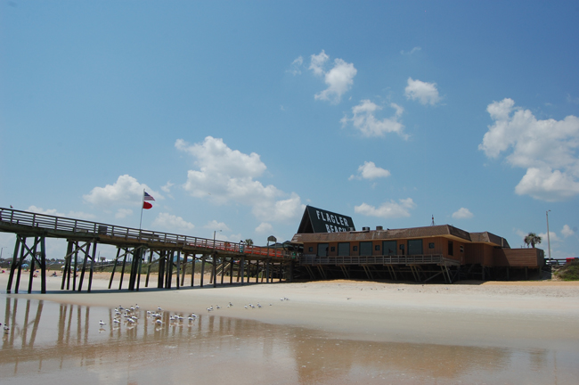 Pier Restaurant Flagler Beach