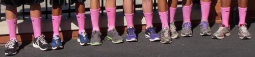 pink socks breast cancer awareness fpc boys