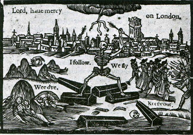 london plague years defoe donald trump