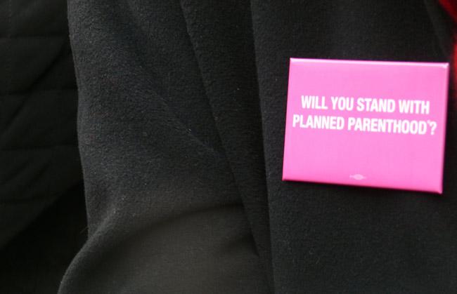 planned parenthood florida protest