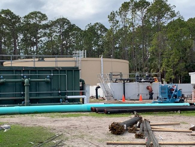 The Plantation Bay utility has been a problem for the county since it acquired it for $5.5 million in 2013.