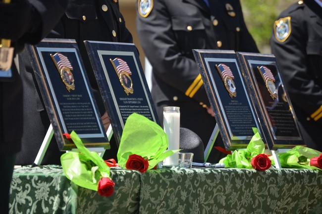 fallen officer ceremony flagler 2015