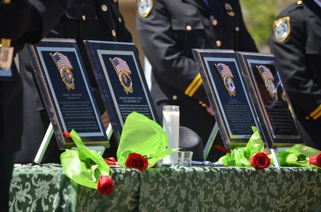 fallen officer ceremony flagler 2015
