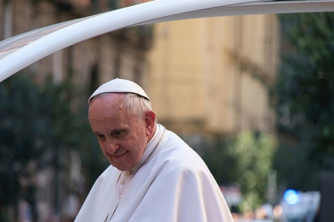 pope francis global warming jeffrey sachs