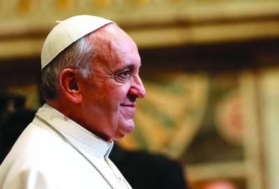 Pope Francis, sexual liberator.