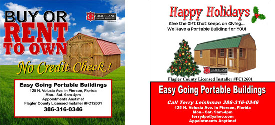 wasy going portable buildings