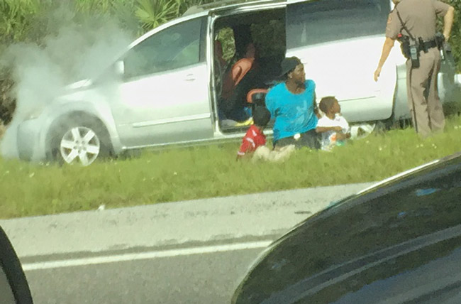i-95 chase man and his sons