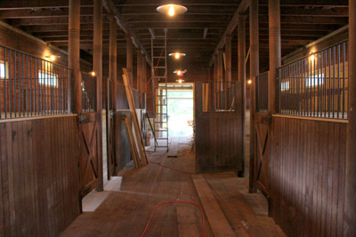 princess place livery stable