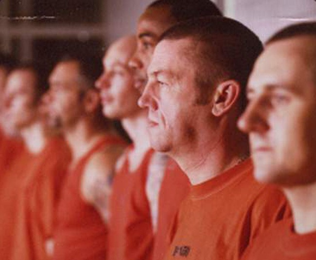 prisoners redistricting