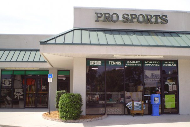 Pro Sports is liquidating ahead of closing by Dec. 31.