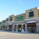 The Publix store in Palm Coast's Town Center is one of four Publix locations where vaccines are being made available, by appointment only. (© FlaglerLive)