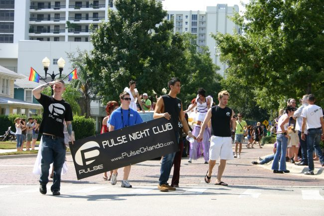 pulse night club gay pride orlando terrorist attack