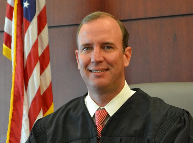Judge Ray Lee Smith. (Seventh Judicial Circuit)