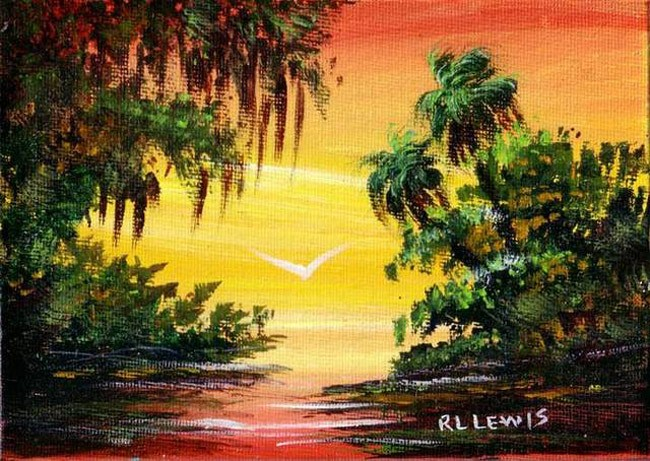 R.L. Lewis florida highwaymen