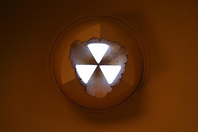 Gouging on top of radiation. (Michael Hicks)