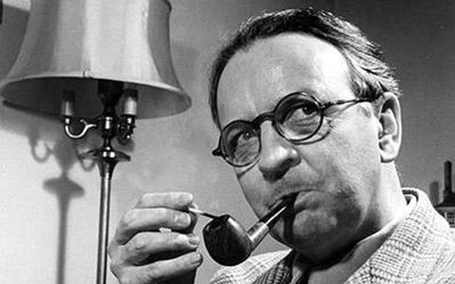 Raymond Chandler, master of the potboiler, is 131 years old today. (Wikimedia)
