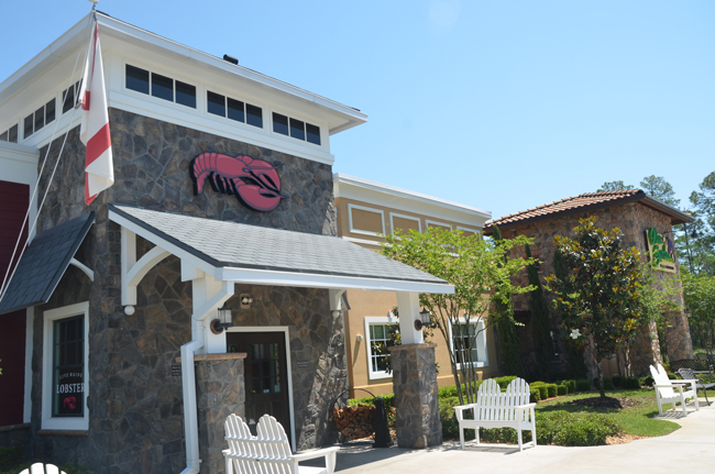 Joint Restaurant Experiment Ends As Palm Coast 39 S Red Lobster Closes And Olive Garden Grows