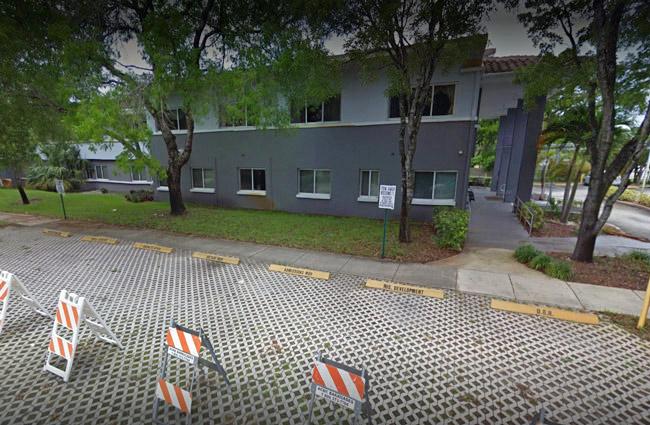 The Rehabilitation Center at Hollywood Hills.