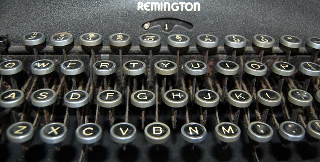 flaglerlive live wire remington typewriter