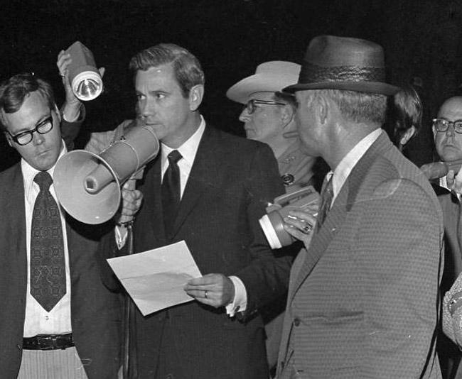 reuben askew anti-war march fsu 1972