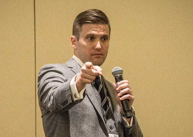 White Nationalist Richard Spencer's Request To Speak At U. Of C. Rejected