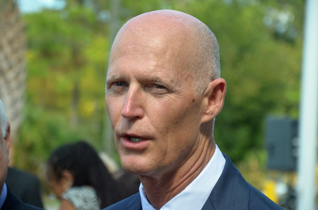 gov rick scott donald trump ticket