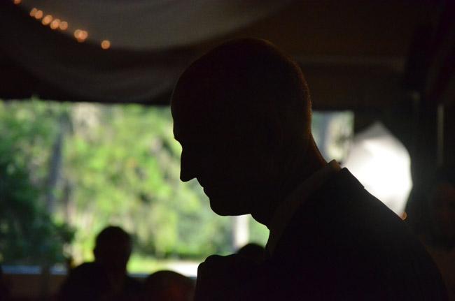 Gov. Rick Scott's blind trust will remain secret. (© FlaglerLive)