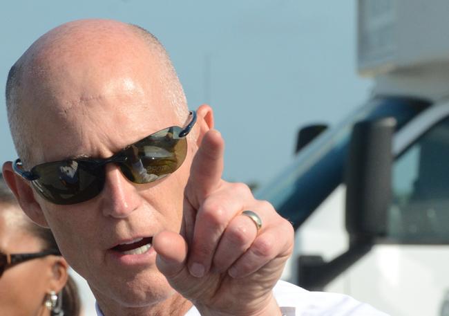 rick scott executions record governor florida