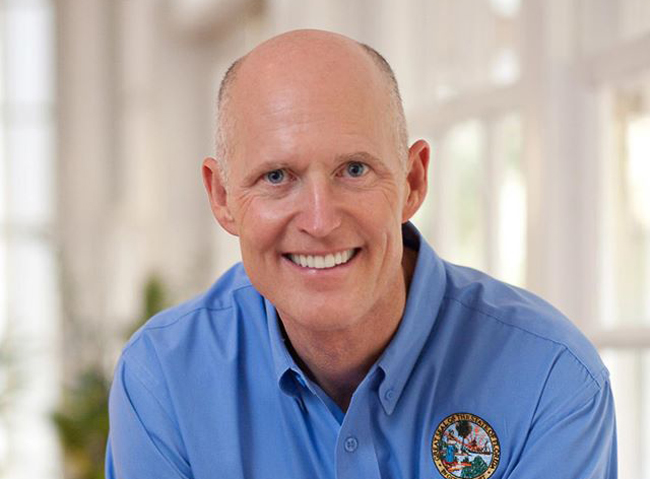 Florida is still trying to figure out Rick Scott.