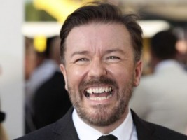 ricky gervais muppets profile