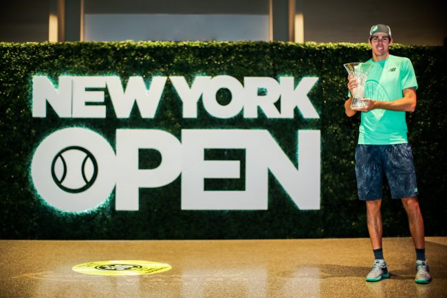 reilly opelka new yprk open